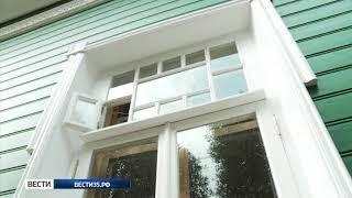 Главный фасад дома купца Извозчикова откроют в Вологде