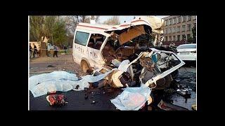 ДТП в Кривом Роге: число пострадавших возросло до 21