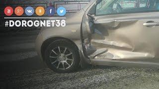 ДТП Мира - Белградская [14.03.2018] Усть-Илимск