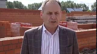 В Пошехонье возобновили строительство детского сада