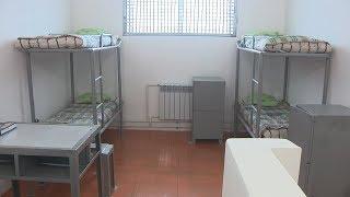В Волгоградской области открыли новый изолятор временного содержания