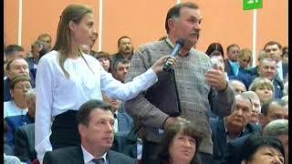 Будущее сельской медицины обсудили на заседании Совета муниципальных образований
