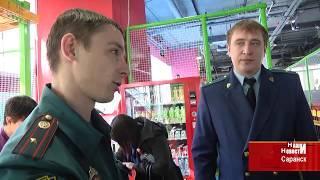 Торгово-развлекательные центры Саранска подверглись тотальной проверке