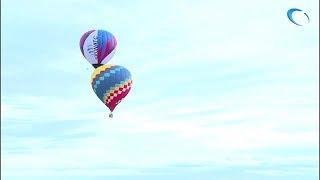 В Великом Новгороде прошел фестиваль воздухоплавания