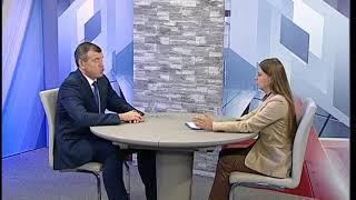 Интервью с председателем избирательной комиссии Иркутской области Ильёй Дмитриевым 02.08.2018