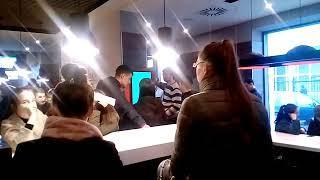 Ажиотаж в первый день работы КFG в Хабаровске