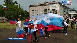 Фестиваль среди ветеранов-пенсионеров прошел в Коченевском районе