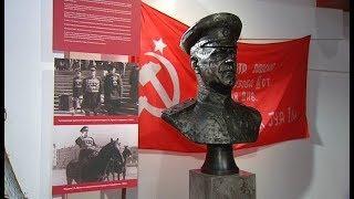 В Ханты-Мансийске открылся уникальный бюст Георгия Жукова