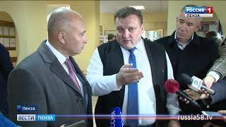 Депутаты проверили безопасность пензенских школ