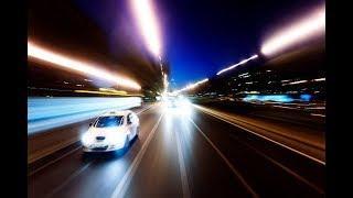 невминяемое такси и ДТП на рязанке