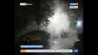 Вести Санкт-Петербург.Утро от 3.10.2018