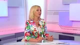 """Программа """"В центре внимания"""" интервью с Викторией Хопатько  .."""