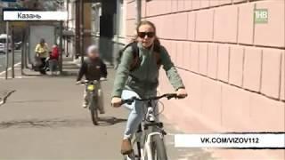 Число краж велосипедов в Казани уже исчисляется десятками