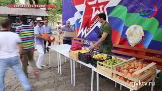 В Буйнакском районе для детей из детдомов организовали благотворительную акцию