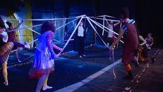 Ни единого слова: в Краснодаре состоялся первый фестиваль невербальных театров