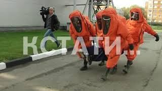 Сотни спасателей собрались на пивзаводе - они спасали его от взрыва