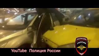 Полиция России-КРАЖА ДЕНЕГ ИЗ БАНКОМАТА/ОПЕРАТИВНАЯ СЬЕМКА