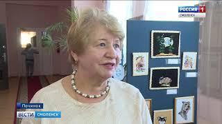 Починковский интернат поздравило смоленского отделение Фонда мира