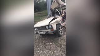 На Ставрополье в ДТП с автозаком погиб человек
