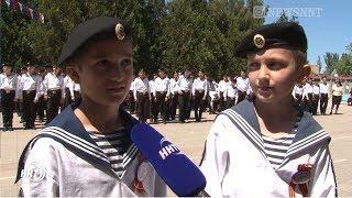 Клятва на всю жизнь. Дагестанские кадеты приняли присягу