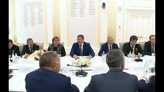 Губернатор Андрей Бочаров предложил создать уникальное культурно-этнографическое пространство