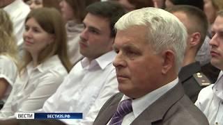 Журналист ГТРК «Вологда» завоевала награду на конкурсе судебных приставов