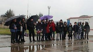 Сочинские школьники побывали в гостях у спасателей
