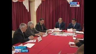 Глава Адыгеи поддержал инициативу установки памятника погибшим в годы ВОВ летчикам