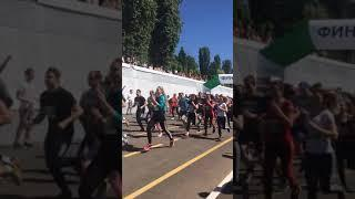"""Зеленый марафон"" в Саратове"