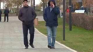В Красноярске официально открыли парк Покровский