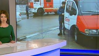 Детей и сотрудников эвакуировали из-за возможного пожара в детском саду Новороссийска