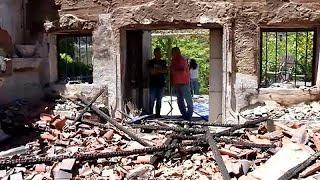 Португалия: пожары прогнали туристов