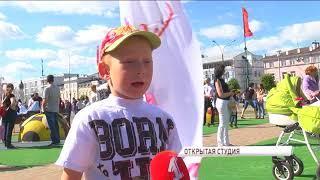 Ярославцы поздравляли любимый город с днем рождения в прямом эфире «Первого Ярославского»