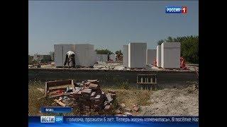 Под Батайском начали строить реабилитационный центр для наркозависимых