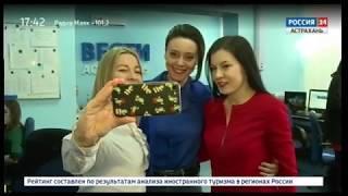 """Прекрасные представительницы ГТРК """"Лотос"""""""