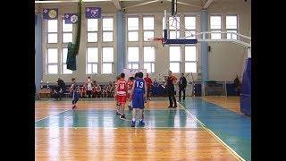 Юниорские баскетбольные команды Самарской области поборолись за звание лучших
