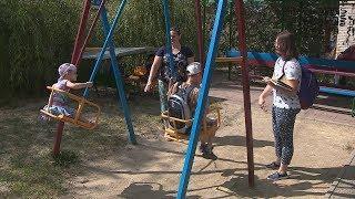 Волгоградские многодетные семьи получили материальную поддержку к новому учебному году