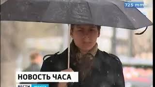 Первый снег ожидают синоптики в Иркутской области