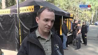 Костромская область отметила День работников леса
