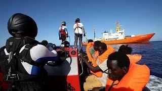 """Италия против Мальты: спор из-за """"Водолея"""""""