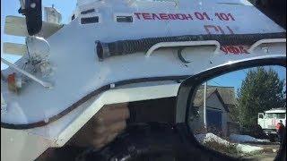 В Зубово идёт эвакуация людей из зоны подтопления