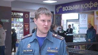 В Вологде проверяют безопасность крупного торгового центра