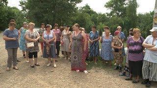 Жители села Нижняя Александровка почти две недели живут без воды