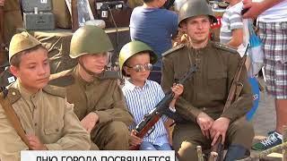 Белгородцы побывали на выставке ретро-автомобилей