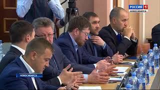 Миллиард рублей из федерального центра получит Новосибирская область на ремонт дорог