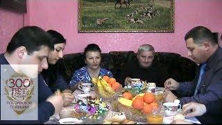 Семья в погонах - Осиповы