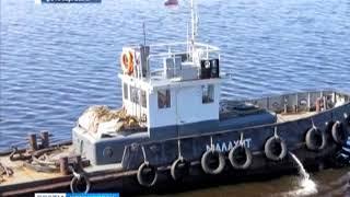 В результате крушения теплохода в море Лаптевых погиб человек