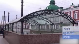 Полмиллиона рублей омской мэрии придется заплатить за каждое разбитое стекло на Любинском проспекте