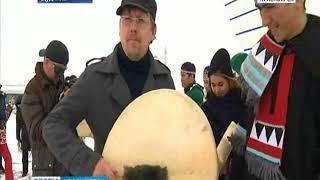 Лучшие мастера кёрлинга приехали на крайний север Красноярского края