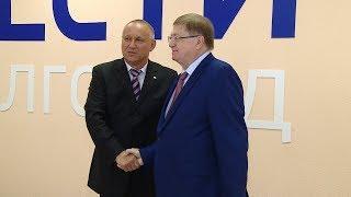 Руководители силовых ведомств поблагодарили сотрудников «Волгоград-ТРВ» за высокий профессионализм